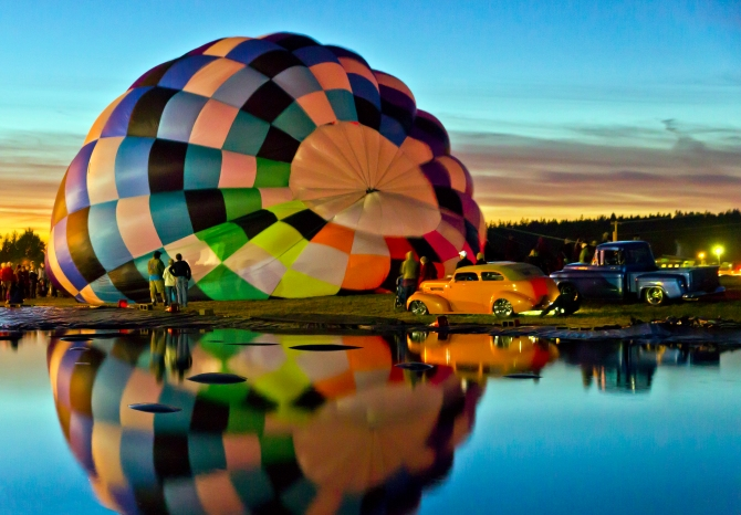 Sequim Balloon Festival 3