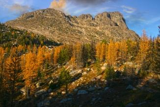 Cathedral Peak, Pasayten Wilderness