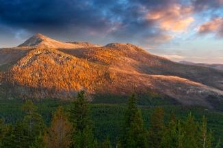 Windy Peak, Pasayten Wilderness