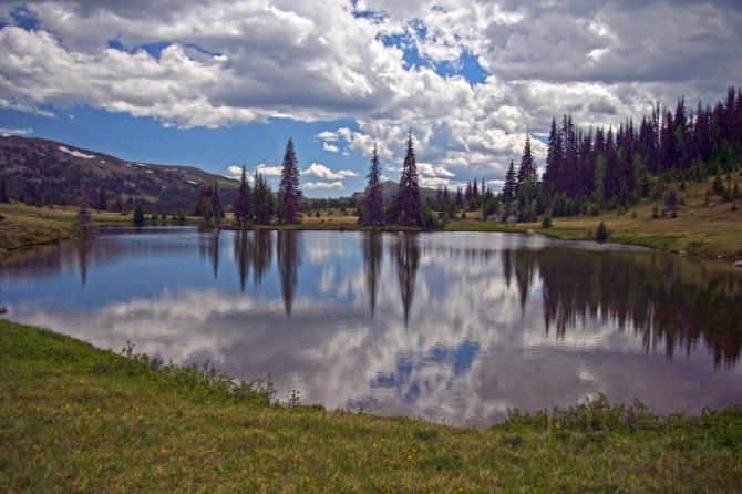 Louden Lake em