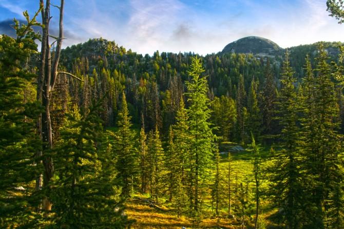 Teapot Dome, Pasayten Wilderness