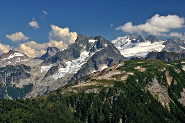 Whatcom Peak, North Cascades NP