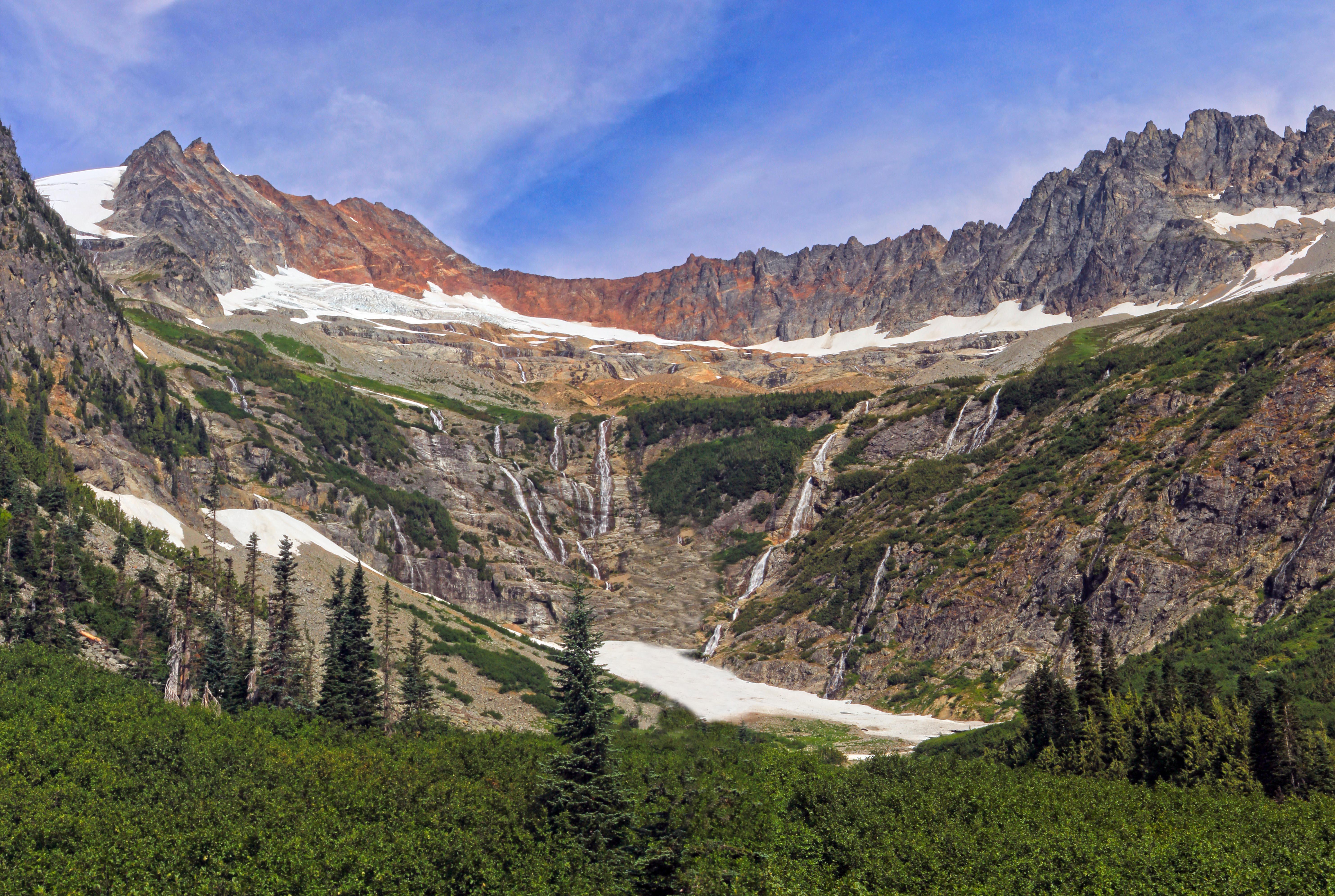 Horseshoe Basin, North Cascades National Park