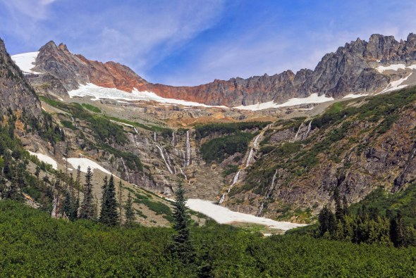 Horseshoe Basin, North Cascades National Park