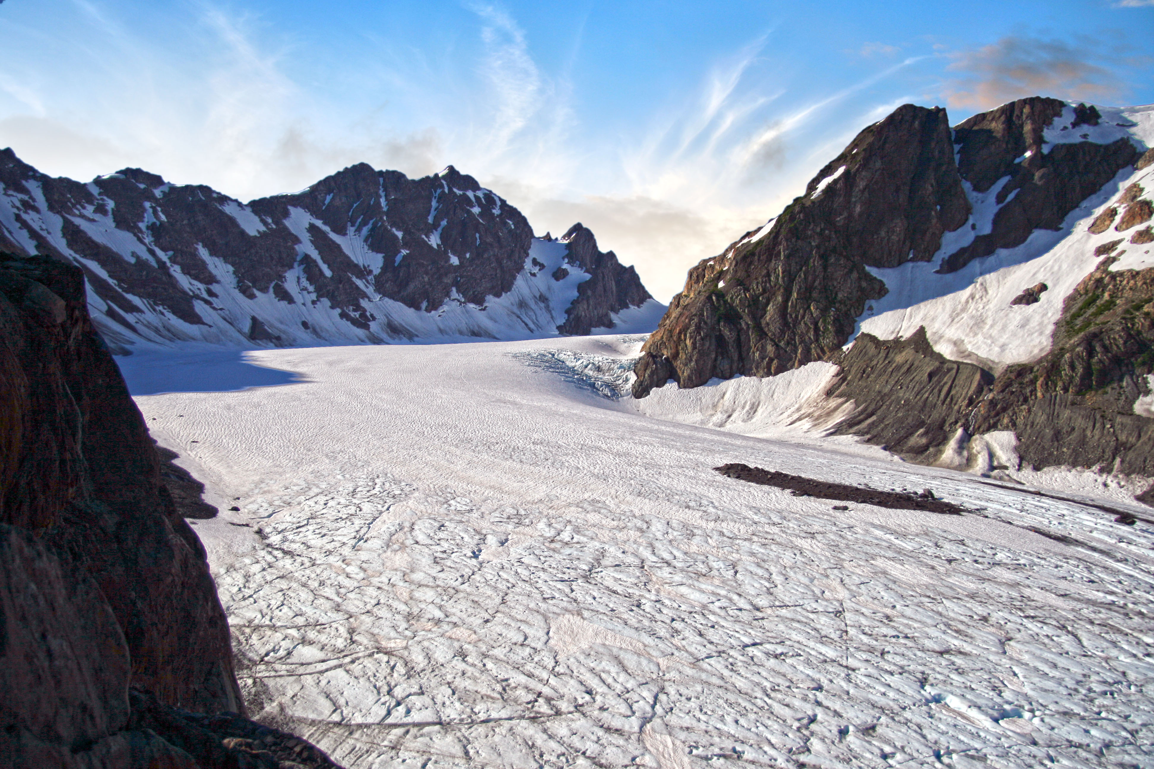 Bleue Glacier : Mount olympus and blue glacier north western images