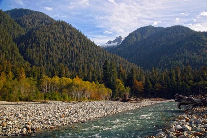Baker river 11