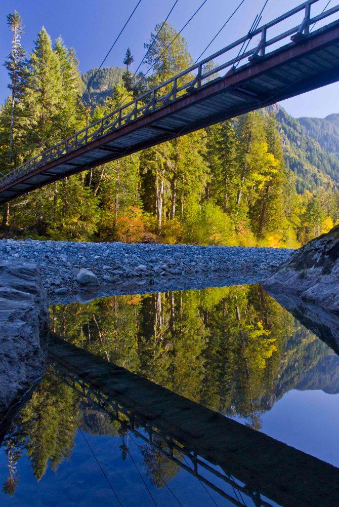 BakerRiver Bridge em