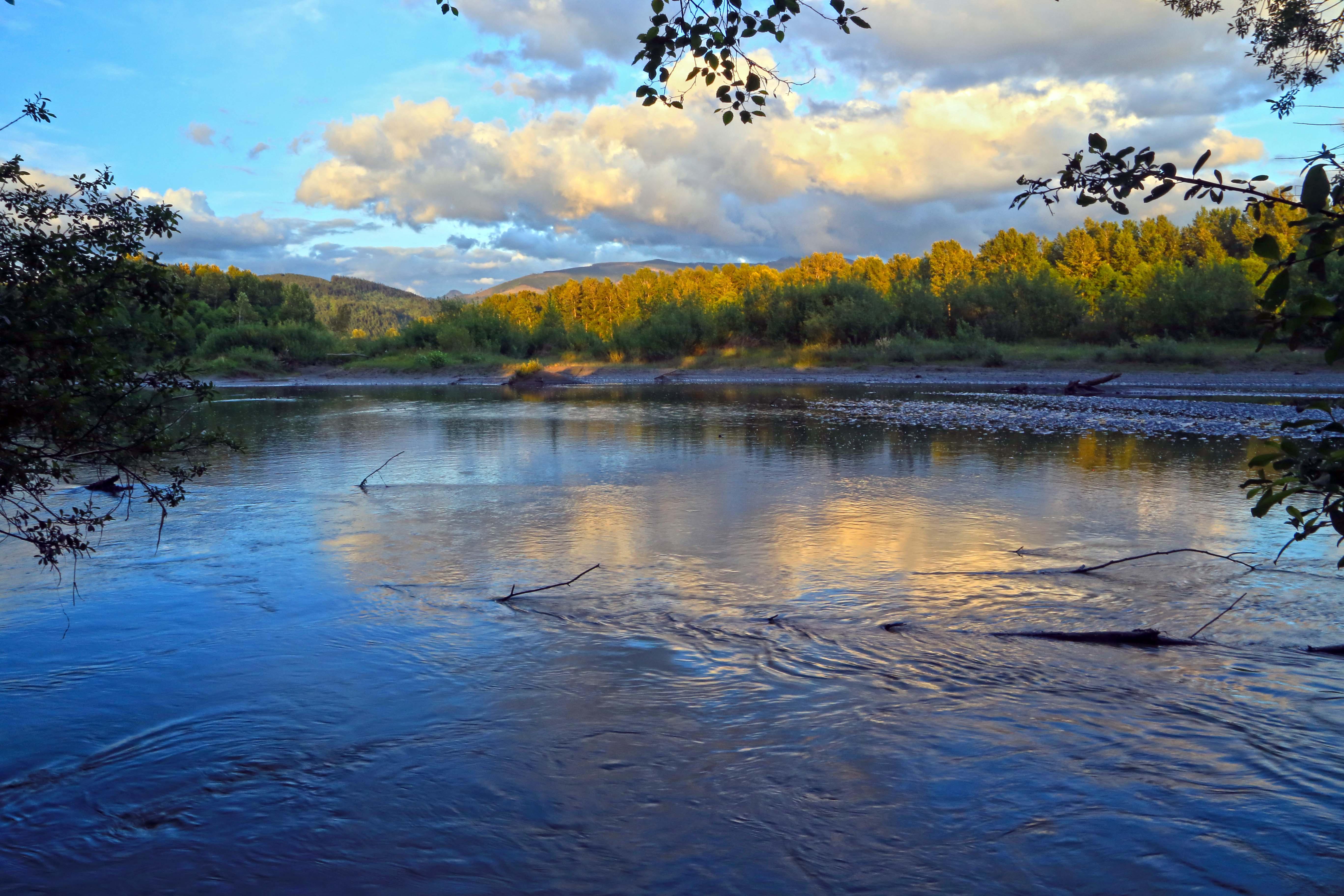 Skagit River   North W...