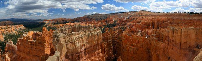 Bryce Panorama em