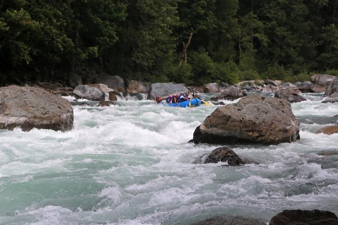Skykomish River Rafting 5