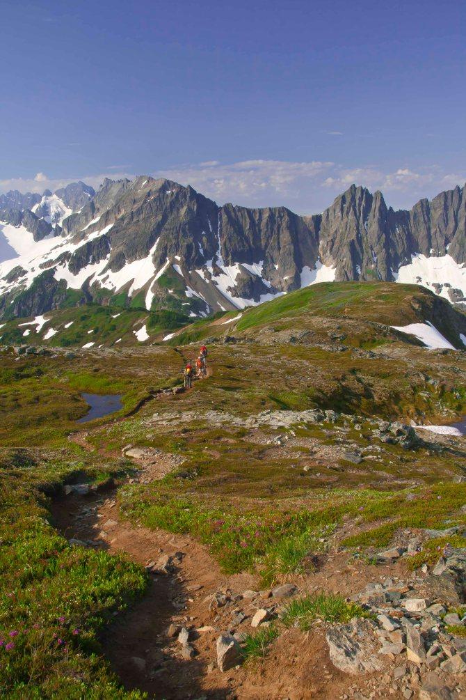 Andyporter_ Sahale hiker 2
