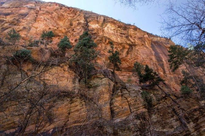 Hidden Canyon, Zion National Park