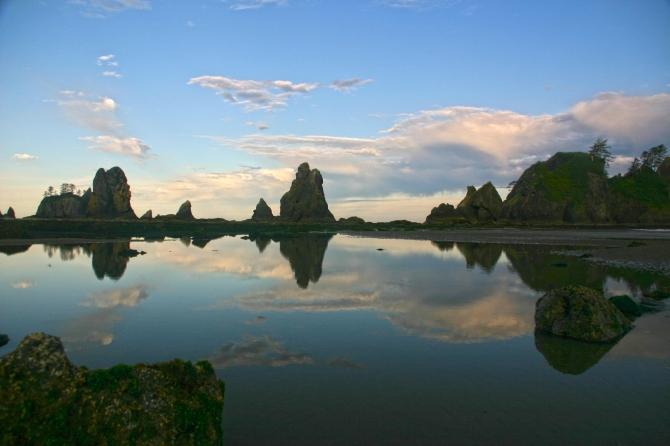 Point of the Arches, Shi Shi Beach