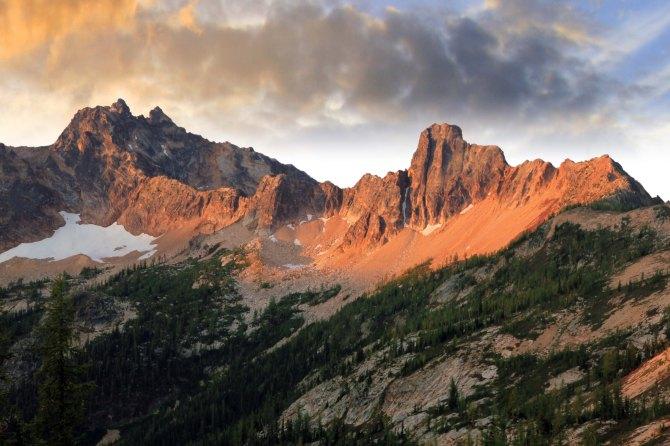 Cutthroat Peak