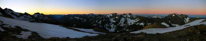 Sahale sunrise_Panorama1em
