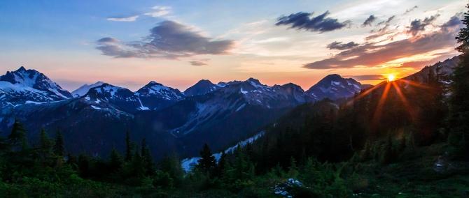 Copper Ridge North Cascades