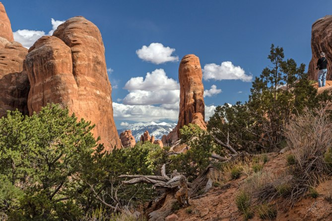 Devils Garden Trail, Arches National Park