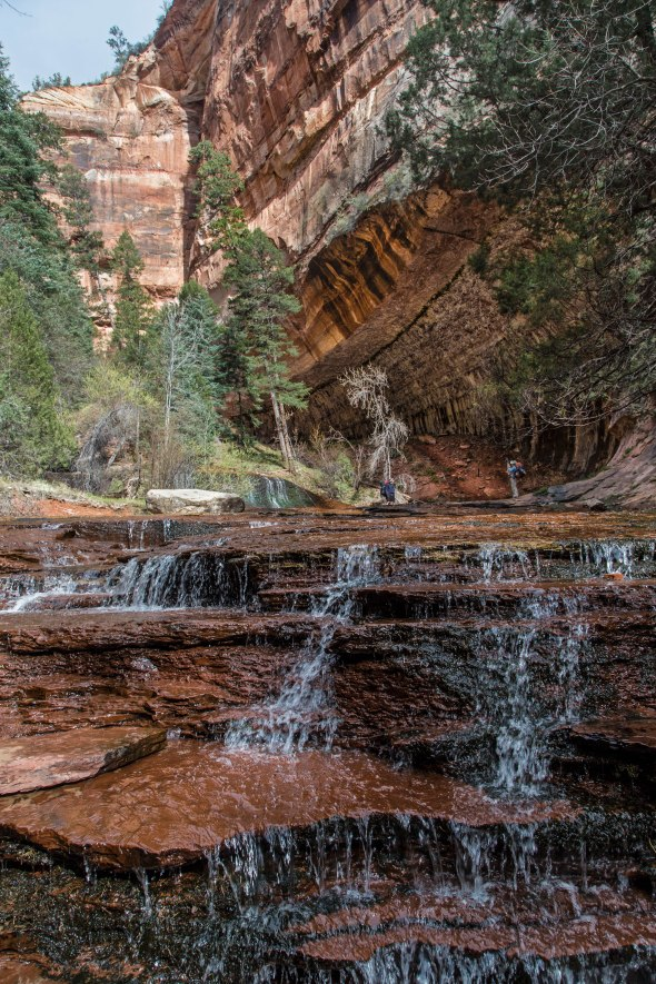 Left Fork Canyon, Zion National Park