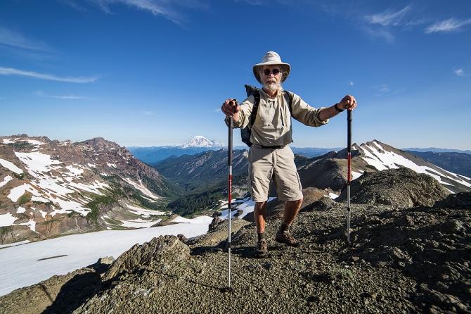 "PCT Thru hiker ""Thirsty Boots"""