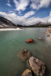 Upper Lyman Lake, Glacier Peak Wilderness