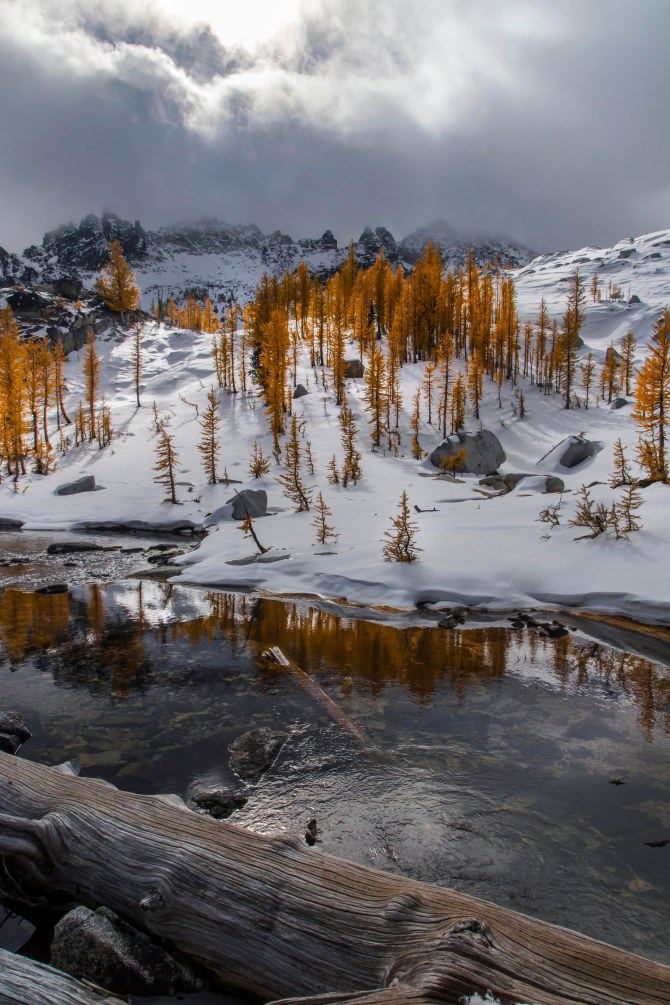 Enchantments, Alpine Lakes Wilderness