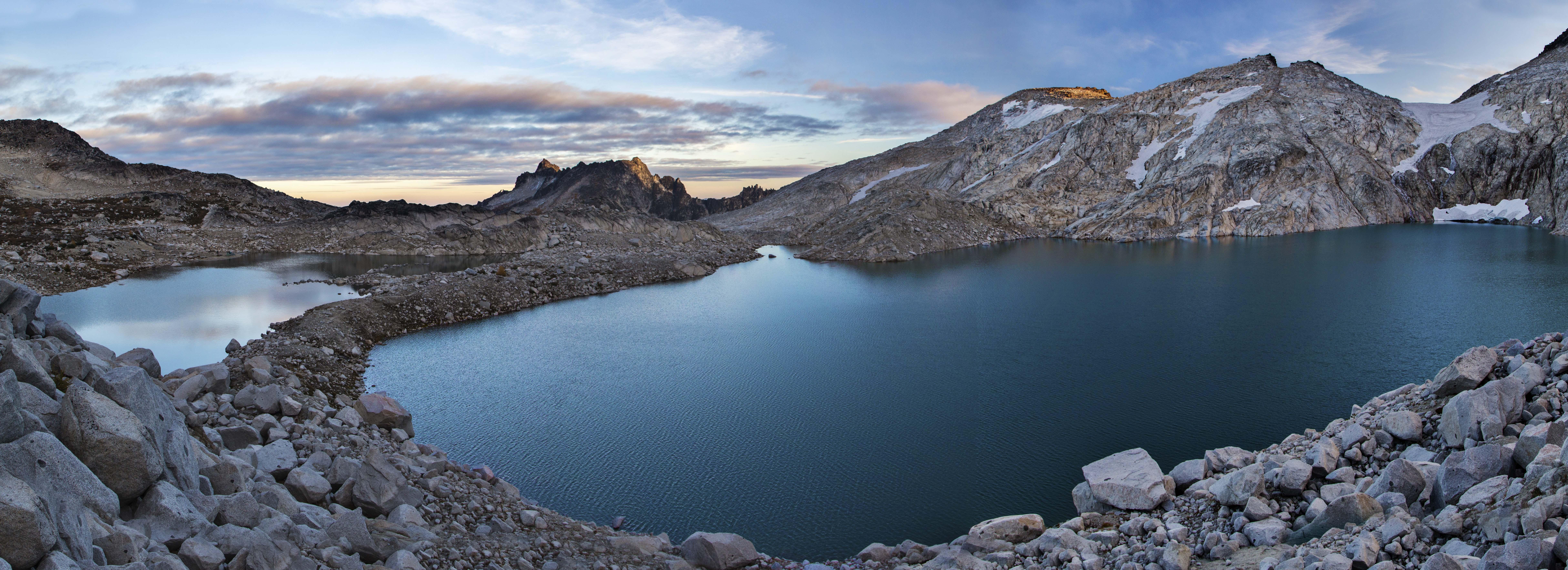 Little Annapurna, Enchantments, Alpine Lakes Wilderness, Washington скачать