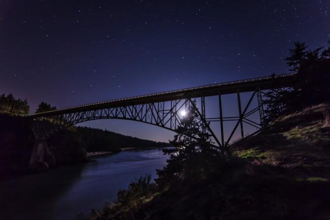 Deception Pass State Park Bridge
