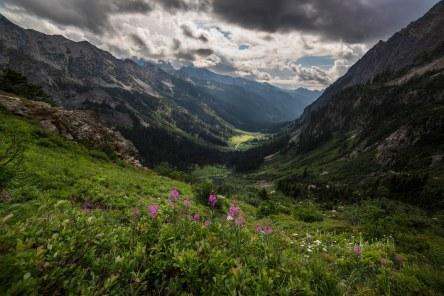 Spider Meadows, Glacier Peak Wilderness