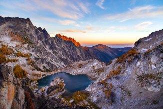 Crystal Lake, Alpine Lakes Wilderness