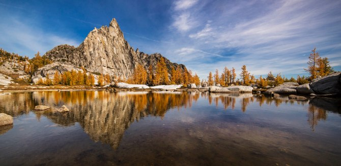 Prusik Peak, Enchantments, Alpine Lakes Wilderness