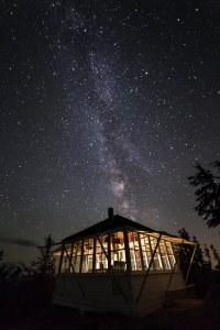 Winchester Lookout Milky Way