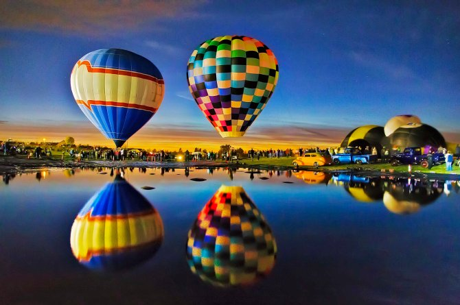 Sequim Balloon Festival