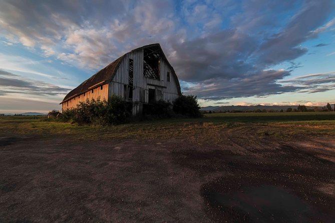 Fir Island Barn
