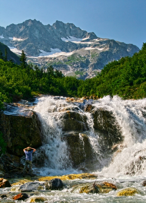 Mount Logan, North Cascades National Park