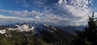 Winchester Mountain Panorama 2
