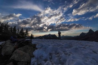 Winchester Mountain Sunset 3