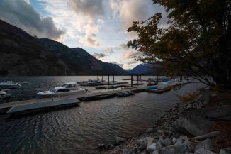 stehekin-sunset