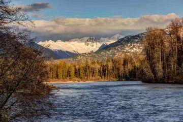 North Cascades and Skagit River