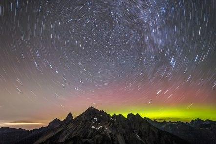 Mount Larrabee, North Cascades