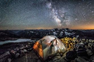 Sahale Camp, North Cascades National Park