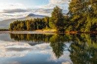 Sauk Mtn and Skagit River