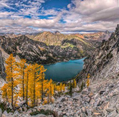Colchuck Lake, Enchantments