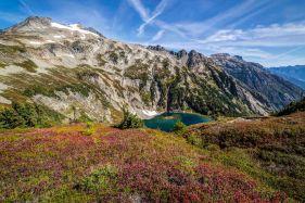 Doubtful Lake, North Cascades National Park