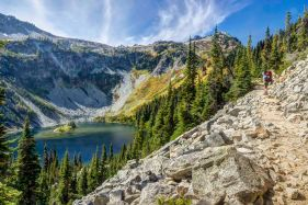 Lake Ann and Maple Pass