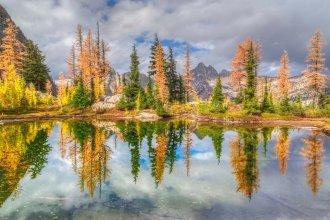 North Cascades Pond