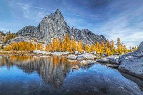 Prussik Peak, Enchantments
