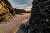 Sunset at Point of the Arches, Olympic National Park 8