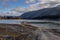 MT shuksan and Baker Lake