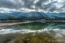 Baker Lake, North Cascades
