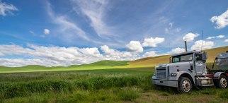 Palouse-Water-Truck-Panorama